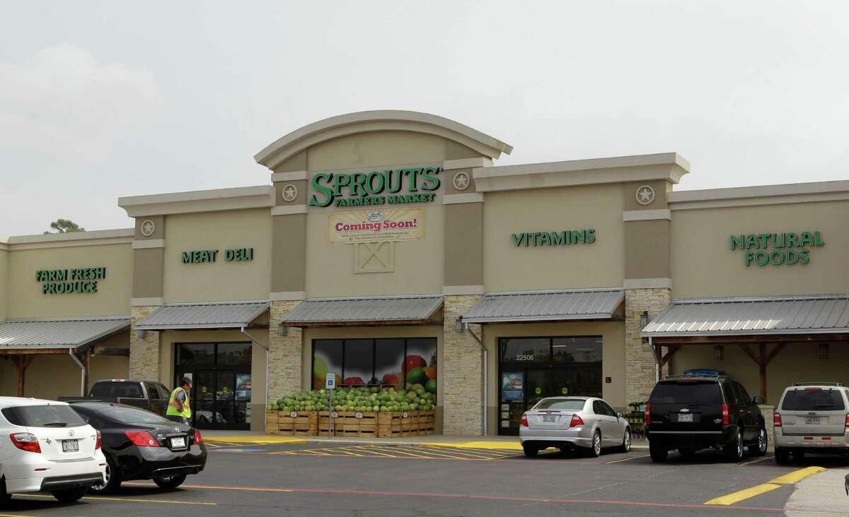 14. Sprouts Houston-area stores:7 Houston-area employees:695 Headquarters:Phoenix, Arizona