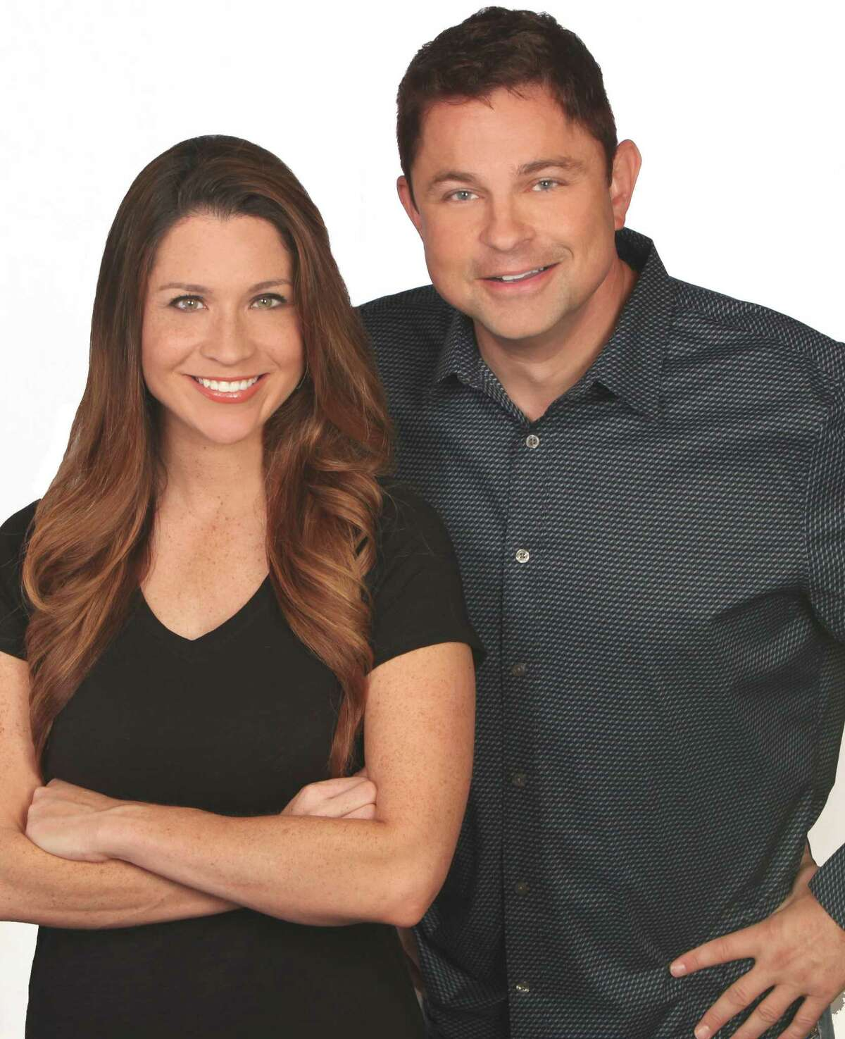 """Fiona Gorostiza and Jeff Roper will offer a sneak peek of """"SA Live"""" on Wednesday."""