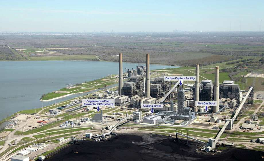 The NRG W.A. Parish Power Plant is located southeast of Rosenberg in Fort Bend County.The NRG W.A. Parish Power Plant is located southeast of Rosenberg in Fort Bend County.