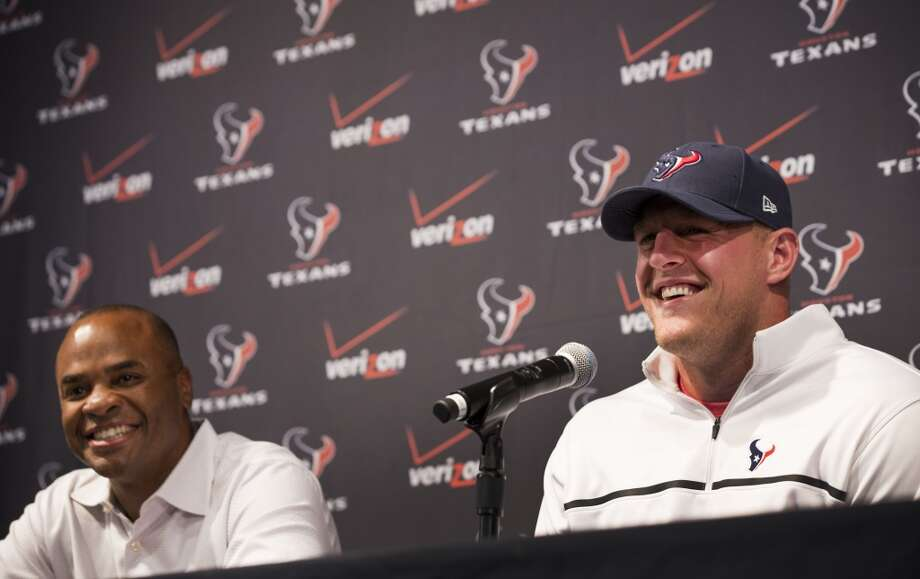 Rick Smith: Texans' doctor played big role in drafting J.J. Wat…