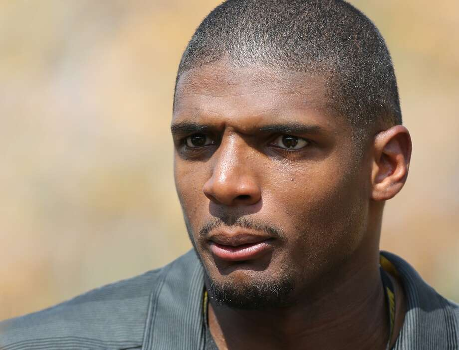 Michael Sam Photo: Ed Zurga, Getty Images