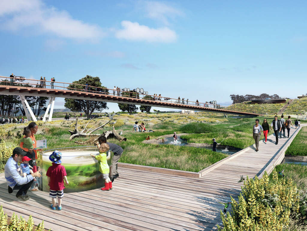 San francisco landscape architecture firms - James Corner Field Operations Was Selected Over Four Other Designers Who Assembled Teams To Compete For