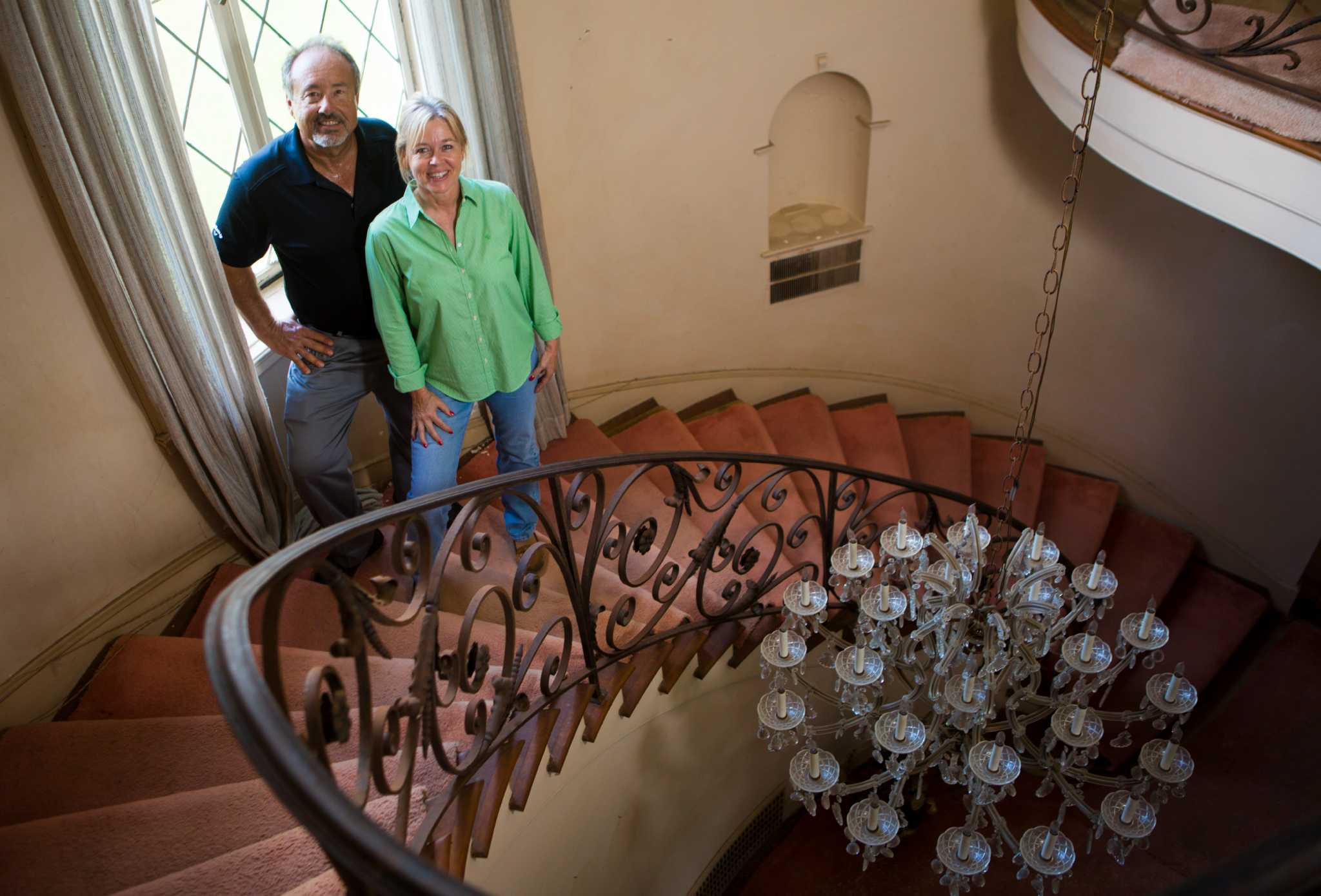 New Owners Plan Renovation Of Historic Weingarten Home    HoustonChronicle.com