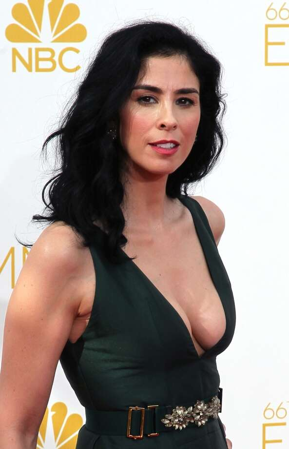 Silverman attends the 66th Annual Primetime Emmy Awards at the Nokia Theatre L.A. Live on August 25, 2014 in Los Angeles, California.  (Photo by David Livingston/Getty Images) Photo: David Livingston, Getty Images
