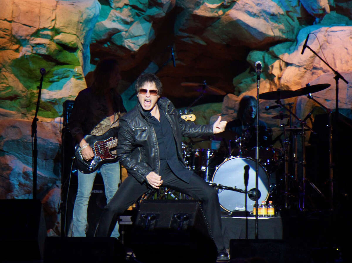 Jimi Jamison, performing at the Mohegan Sun Hotel and Casino in Uncasville, Conn., was the lead singer on four top-10 hits for Survivor in the 1980s. His biggest hit was