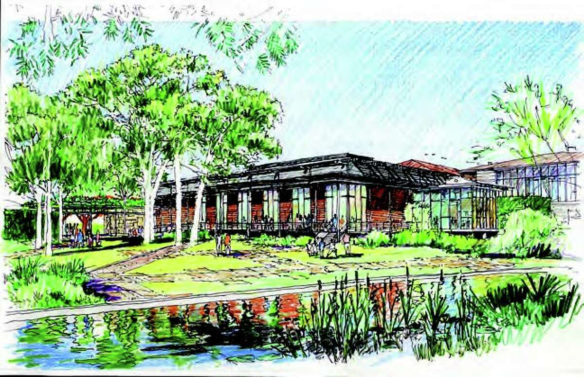 The Mays Family Center for Special Exhibitions and Events will be available as a venue for educational, corporate and social events. Seating for over 700 with a stage and dance floor is available inside, while the outside garden along the San Antonio River can seat 1,000.