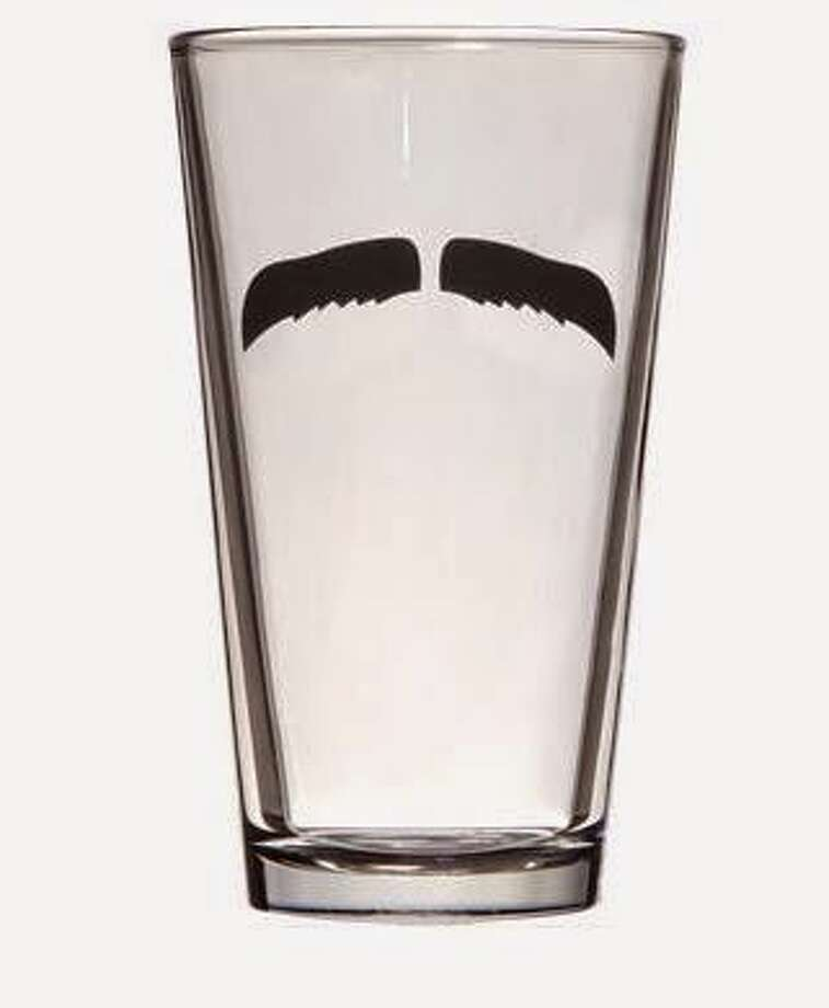 "Santa Cruz police are offering a commemorative ""El Mustachio"" glass for information leading to the identification and arrest of the thief. Photo: Courtesy, Santa Cruz Police Department"