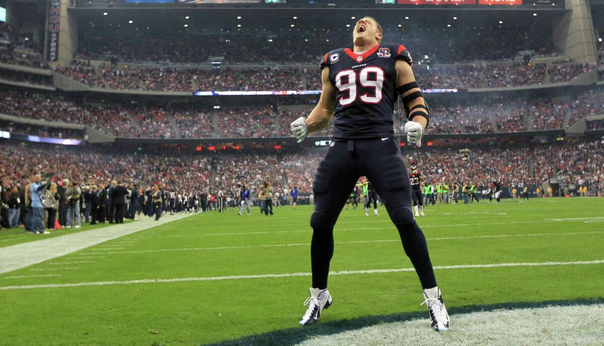 New NRG complex regulations state that every tailgate must only prepare and serve products that JJ Watt endorses. Have you ever had Gatorade-braised beef ribs?