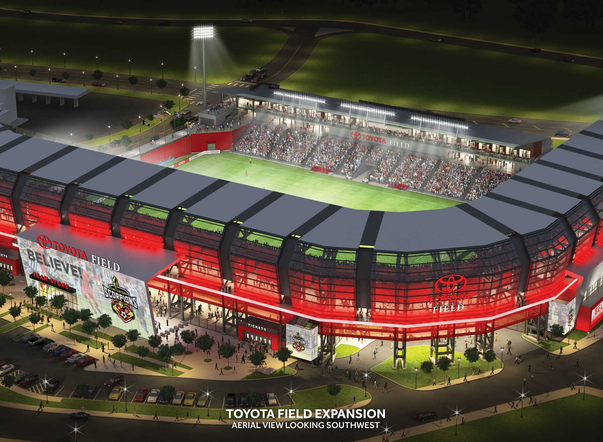 City county officials announce plan to bring Major League Soccer to