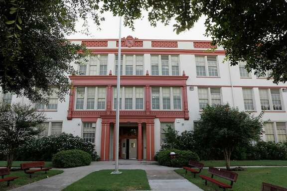 The former Wheatley High School building will be torn down, the Houston school board decided Thursday.