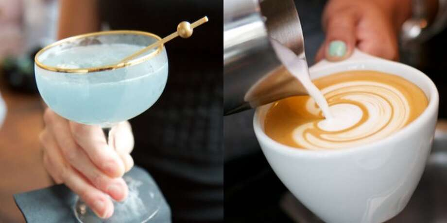 """Coffee by day, craft cocktails by night"" is the motto of Westport's Espresso Neat."
