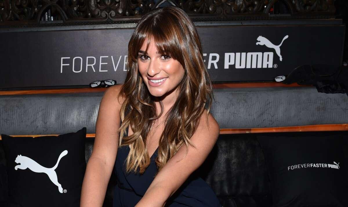Lea Michele Real name:Lea Michele Sarfati