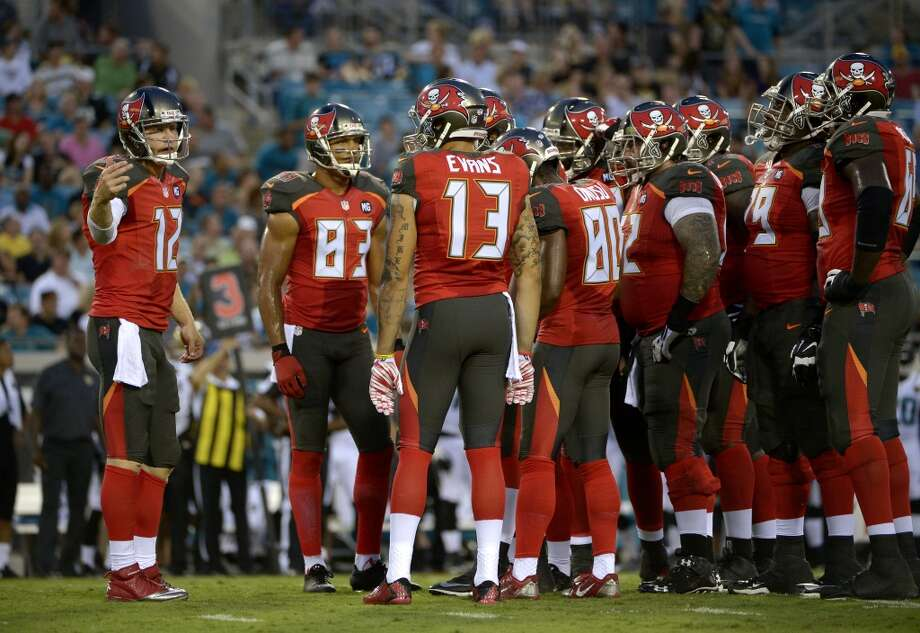 29. Tampa Bay (Last year: 4-12):  Josh McCown and Lovie Smith have been reunited with the Bucs, who spent millions on a quarterback who started only five games in 2013. Photo: Phelan M. Ebenhack, Associated Press