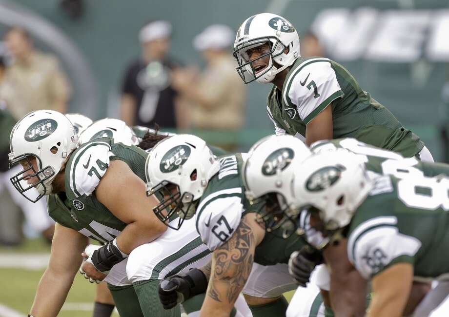 21. NY Jets (Last year: 8-8):   If QB Geno Smith doesn't make the kind of improvement the coaches expect, don't be surprised if Rex Ryan pulls the plug and plays Michael Vick. Photo: Frank Franklin II, Associated Press