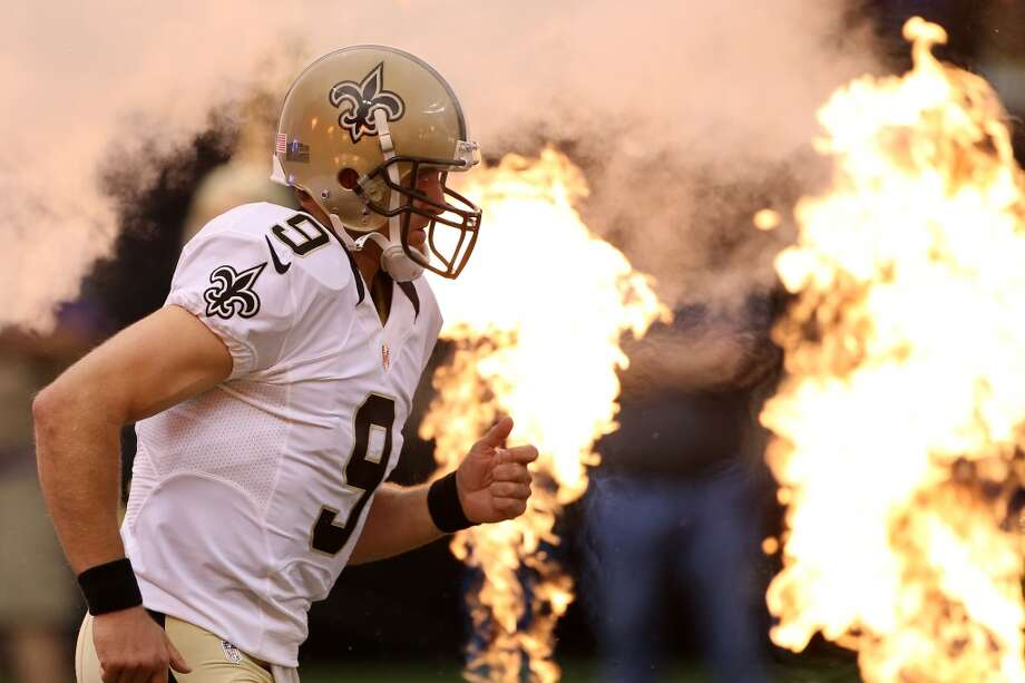 4. New Orleans (Last year: 11-5):   Don't be surprised if Drew Brees leads the Saints to the best record in the NFC and home-field advantage in the playoffs. Photo: Chris Graythen, Getty Images
