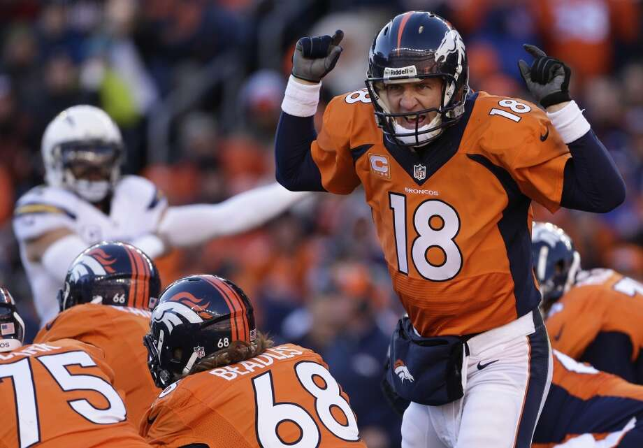 2. Denver (Last year: 13-3):   The Broncos are trying to become the first Super Bowl loser to rebound to a championship since the 1972 Dolphins. Photo: Charlie Riedel, Associated Press