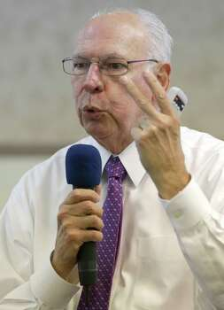 """During an October 17, 2013 interview with Glenn Beck, Pastor Rafael Cruz called the U.S. media a """"ministry of misinformation"""" used by the federal government to churn out propaganda to support liberal causes, according to The Daily Beast. """"They just tell us what they want us to hear. They are rewriting history…because they have an agenda. And unfortunately the agenda is an evil agenda. It's an agenda for destroying what this country is all about,"""" he said.Pictured, Rafael Cruz, father of U.S. Sen. Ted Cruz (R-TX) speaks during a tea party gathering Friday, Jan. 10, 2014, in Madisonville, Texas. (AP Photo/Pat Sullivan) Photo: Pat Sullivan, File Photo / AP"""