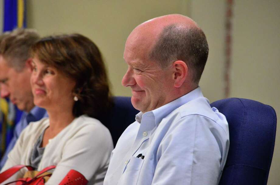 Morgan Whittier resigned from the Board of Education on Sept. 2. Photo: Megan Spicer / Darien News
