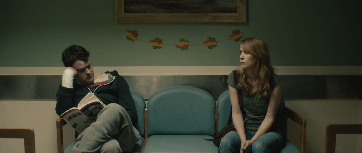 Bill Hader and Kristen Wiig are twins who survive a near-death experience on the same day. (Sept. 12)