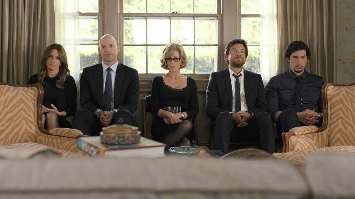 """We're due for a memorable ensemble drama-comedy """"Parenthood clone, and this one -- with Tina Fey and Jason Bateman -- looks solid."""