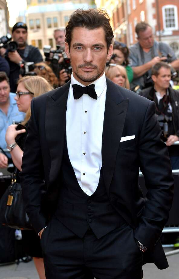 David Gandy attends the GQ Men of the Year awards at The Royal Opera House on September 2, 2014 in London, England. Photo: Anthony Harvey, Getty Images
