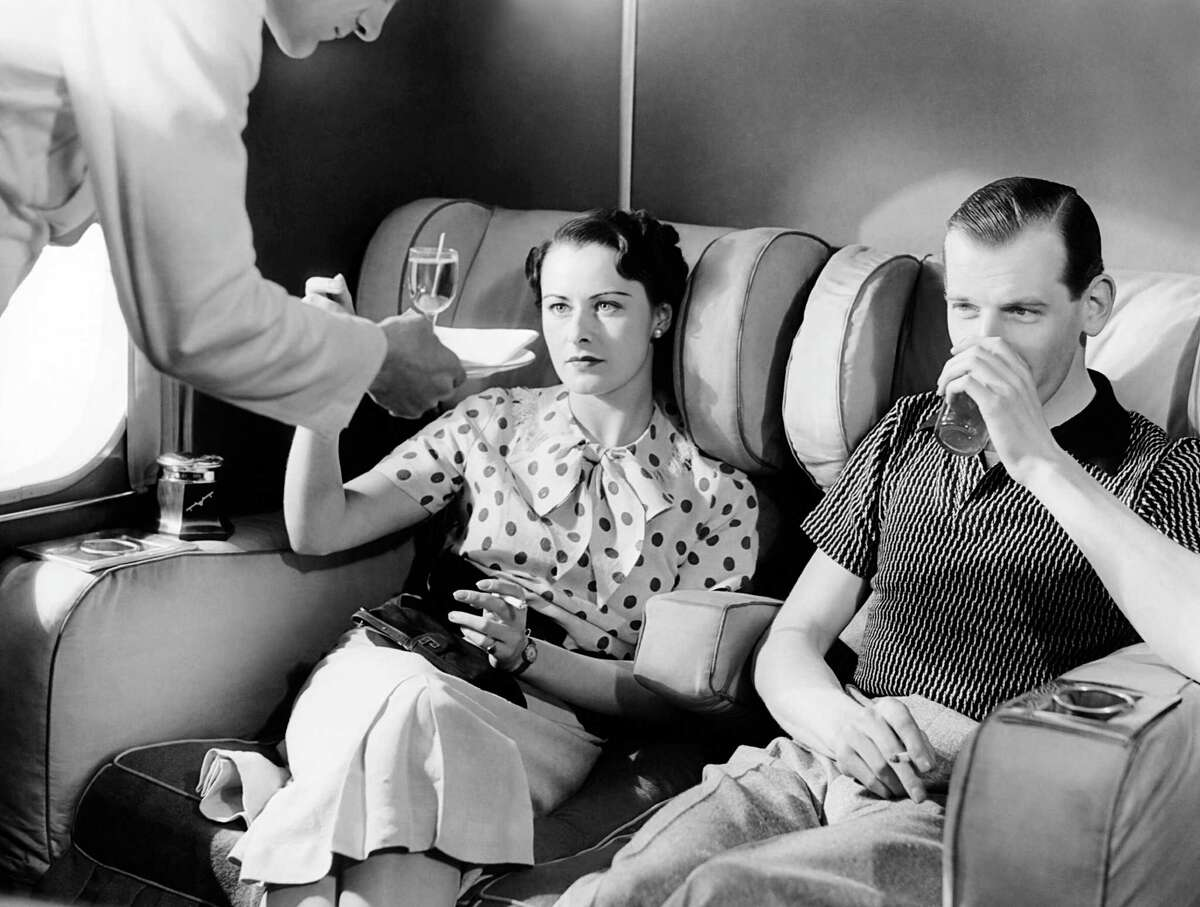 The flight was almost empty, so everyone had three seats to themselves for lying down or whatever. Suddenly there is smell of smoke in the cabin - turns out a drunk passenger was lying down trying to smoke, covering himself with 4-5 blankets in a failed attempt to mask the smell of smoke. When he was discovered, he tried to stub out the cigarette on the floor. - Manav Saraf