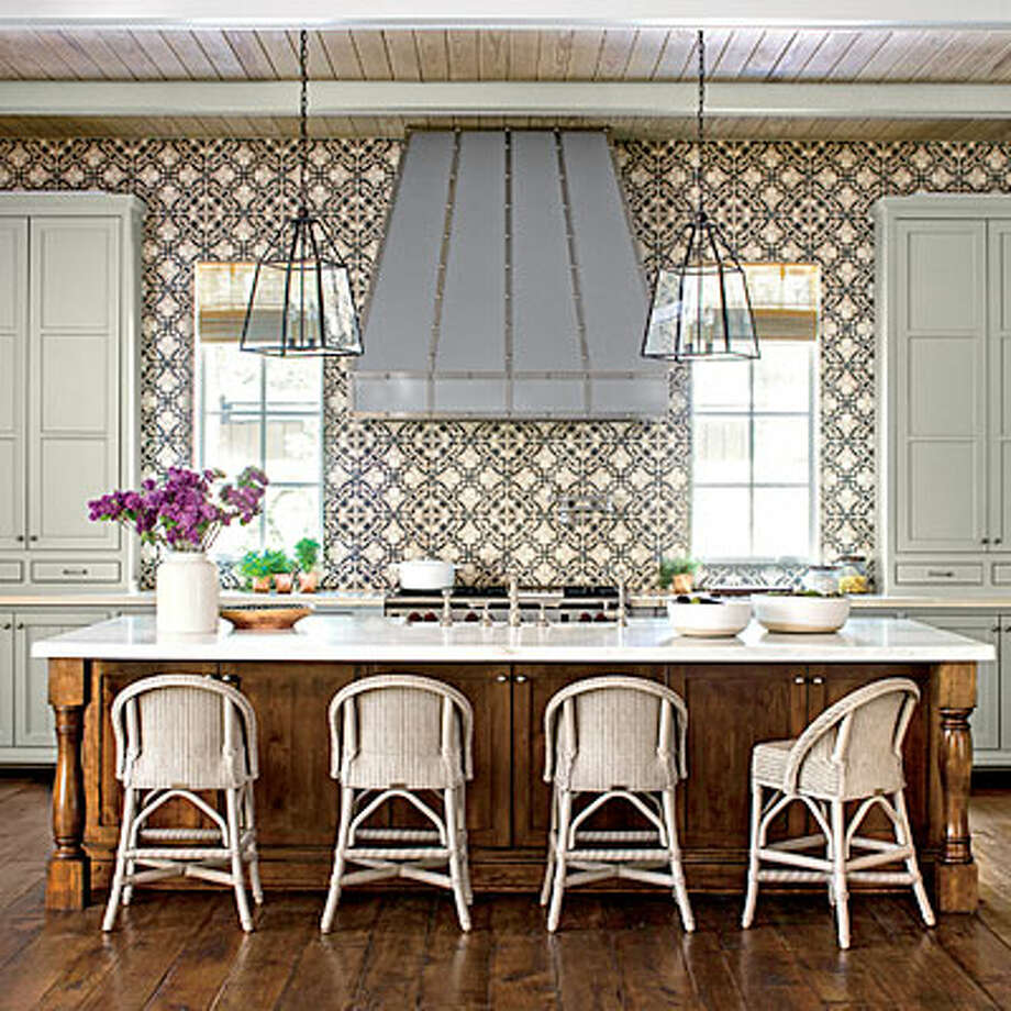 Southern Kitchen: Houston Designer Created Southern Living's 'Best New