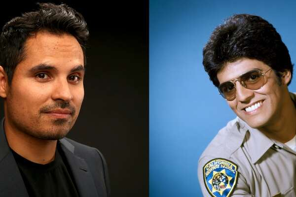 Michael Peña Officer Francis Llewellyn 'Ponch' Poncherello, originally played by playErik Estrada.