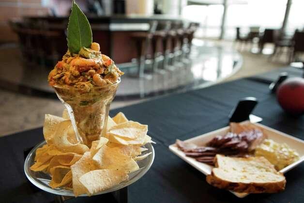 Goode Company RestaurantsGoode Co. SeafoodWestpark:2621 Westpark Memorial: 10211 I-10   Photo: seafood campechana  Photo: Brett Coomer, Houston Chronicle / © 2014  Houston Chronicle