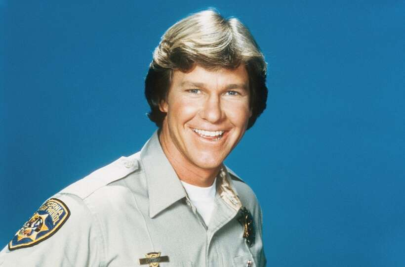 Larry Wilcox Larry Wilcox as Officer Jon