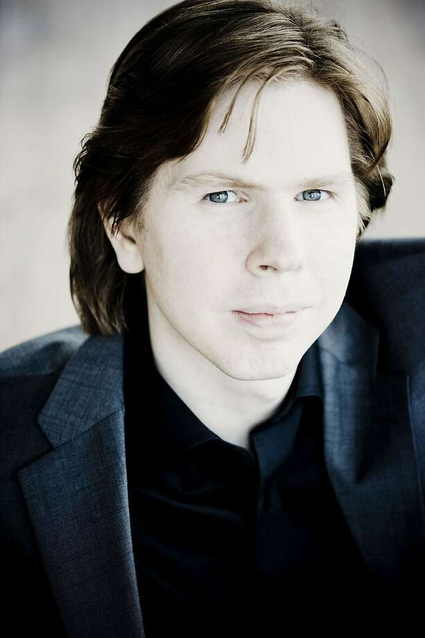 Pianist Juho Pohjonen will play Schubert with Music@Menlo. Photo: Marco Borggreve