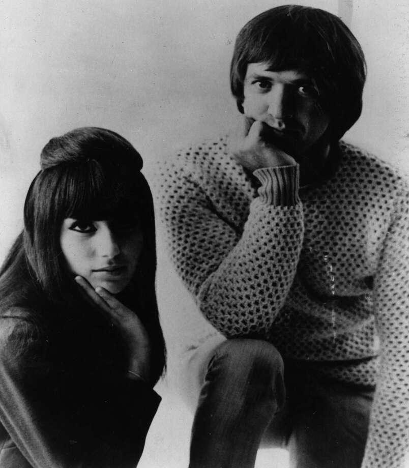 Sonny & Cher. 11/1969. -1- McBride. Photo: NONE