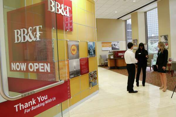 BB&T to buy 11 Citibank branches in Houston, 30 others in Texas