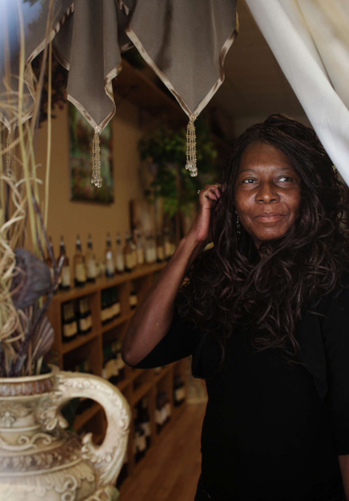 L. Jasmine Harris of Olive Heaven tasted a lot of olive oils before opening her stores, including one in Lodi.