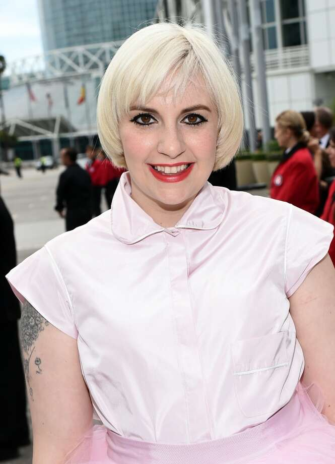 10: Lena Dunham, $3.5 million. Photo: Michael Buckner, Getty Images