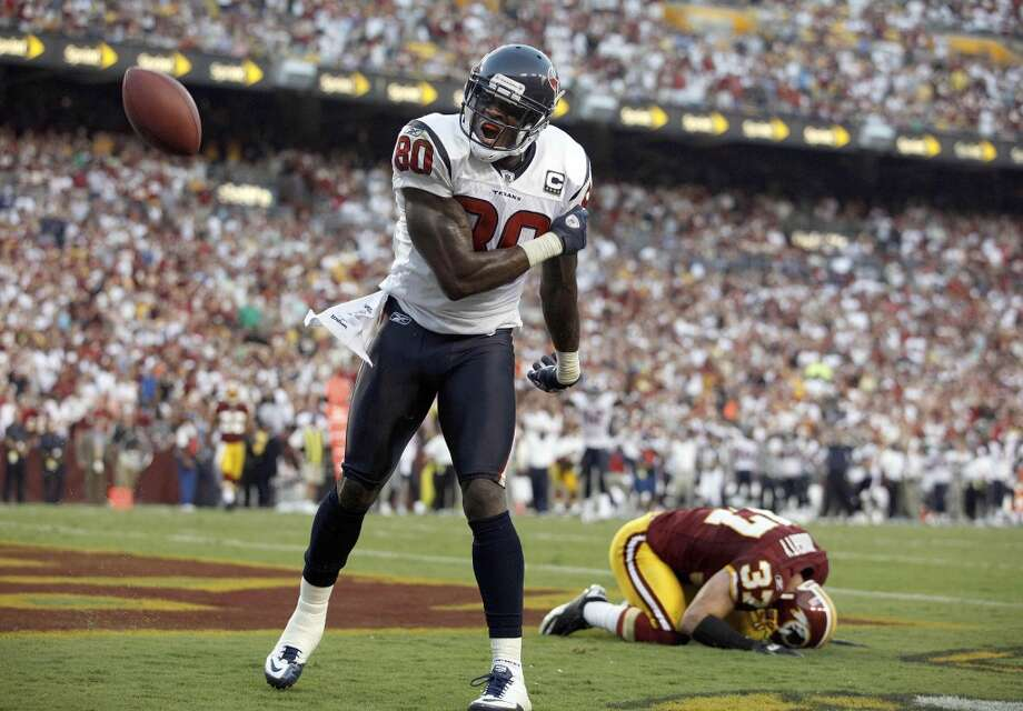 2014 season opener: Texans vs. Washington Redskins  Fresh off of a 2-14 season that led to across-the-board shakeups, the Texans are eager to get off on the right foot under first-year head coach Bill O'Brien. Washington, meanwhile, opens the season under a new head coach as well, and will look to Robert Griffin III to regain the form he flashed during a breakout 2012 rookie season. Photo: Evan Vucci, AP