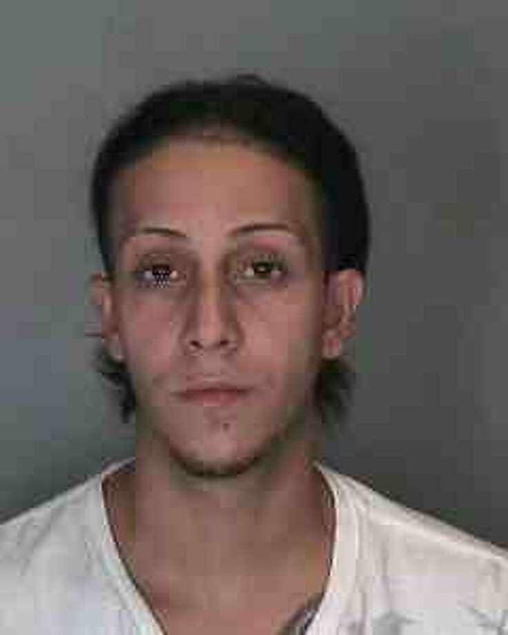 Jonathan Ortiz, 24, of Schenectady