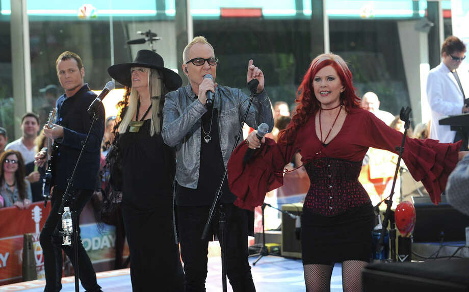 Houston First Presents New Year's EveEveryone's favorite party band, the B52s, will fill the Theater District with happy-feet fun at this free event. Family-friendly entertainment can be found on stages at Jones Plaza, the Wortham Center and the Alley Theatre. Among the festivities will be a Bubbly Garden, two NYE countdowns (one for the kids, a midnight one for adults), fireworks, a magic show and plenty of vendors offering everything from champagne to hot cocoa.   7 p.m.-12:15 a.m.; 610 Louisiana; nyehouston.org  Photo: Brad Barket, Getty Images / Getty Images North America