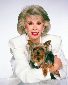 Joan Rivers, 1933-2014: The comedian, born Joan Alexandra Molinsky, died on Sept. 4 following complications during a vocal cord procedure at a Manhattan clinic. She was 81. Photo: Harry Langdon, Getty Images / 1985 Harry Langdon