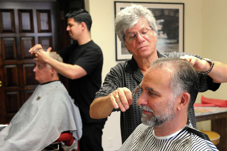 Brian Koonz No Shortcuts With Haircuts For Next Generation Newstimes