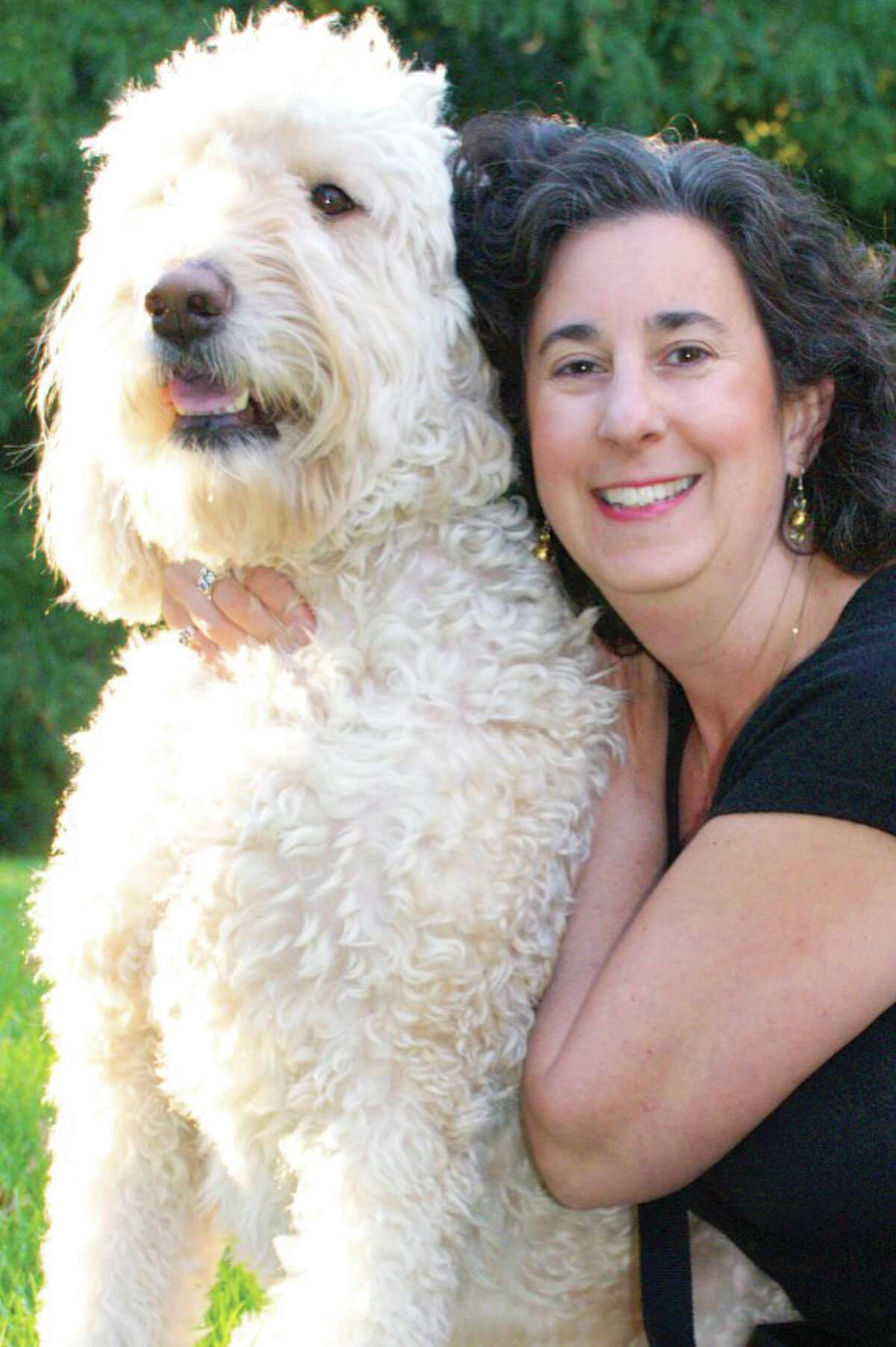 """Capital Region author Nancy Castaldo's new book """"Sniffer Dogs: How Dogs (and Their Noses) Save the World"""" (Houghton, Mifflin, Harcourt, 2014) is filled with information about working dogs that parents will want to learn alongside their kids. (Lucie A. Castaldo)"""