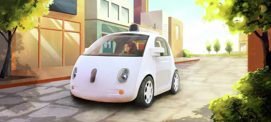 Google is working on the prototype for a self-driving car. It's vision is that the vehicles will go on the market by 2020, leading to a new transportation revolution. Photo: Associated Press / Google