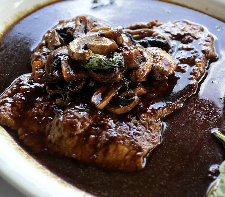 Sorrento Ristorante e Pizzeria offers a classic, flavorful veal marsala that is easy to make at home. Photo: John Davenport / San Antonio Express-News / ©San Antonio Express-News/John Davenport