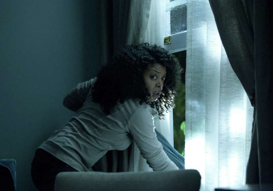"""Terry (Taraji P. Henson) tries to escape the bad guy in the late-summer thriller """"No Good Deed,"""" which also stars British actor Idris Elba. Photo: Screen Gems / © 2014 Screen Gems Productions, Inc.  All Rights Reserved. **ALL IMAGES ARE PROPERTY OF SONY PICTURES ENTERTAINMENT INC. FOR"""