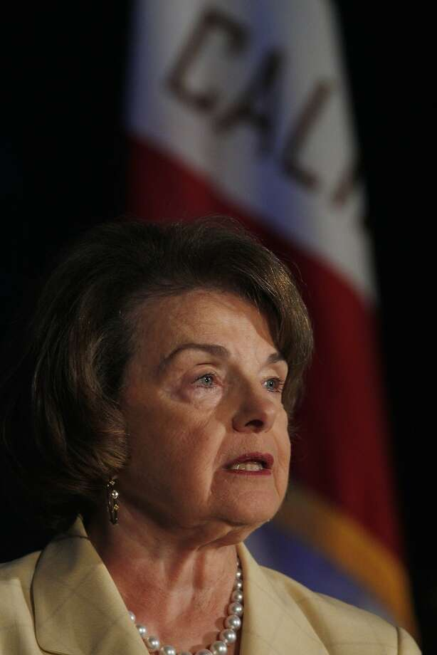 To her credit, Sen. Dianne Feinstein wants to end ethanol mandate. Photo: Lea Suzuki, The Chronicle