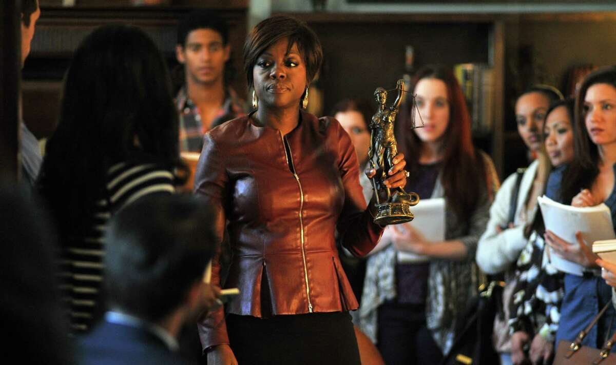 Winner: 'How to Get Away with Murder' (9 p.m. Thursdays, KSAT). Rating: 8.7. It's easy to see why viewers have been flocking to this addictive Shonda Rhimes mystery/courtroom drama on ABC, which stars the smoldering Viola Davis and a bunch of fresh TV faces. Though Rhimes' hit drama