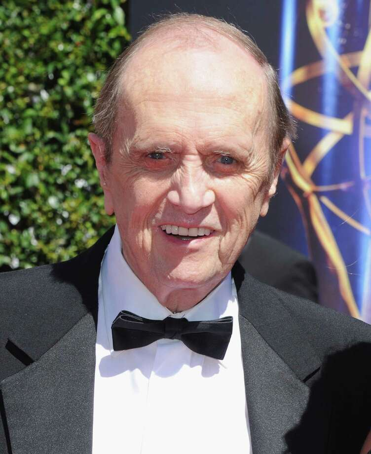 LOS ANGELES, CA - AUGUST 16:  Actor Bob Newhart arrives at the 2014 Creative Arts Emmy Awards at Nokia Theatre L.A. Live on August 16, 2014 in Los Angeles, California.  (Photo by Jon Kopaloff/FilmMagic) Photo: Jon Kopaloff / 2014 Jon Kopaloff