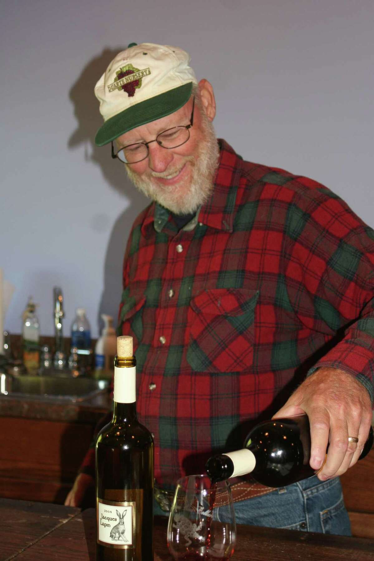 Jim Johnson founded Alamosa Wine Cellars in Bend. The winery will offer samples at the Dripping with Taste festival.