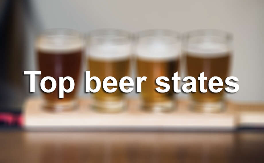 Click through the slideshow to see the top 10 states for alcohol consumption in the United States. Photo: File Photo