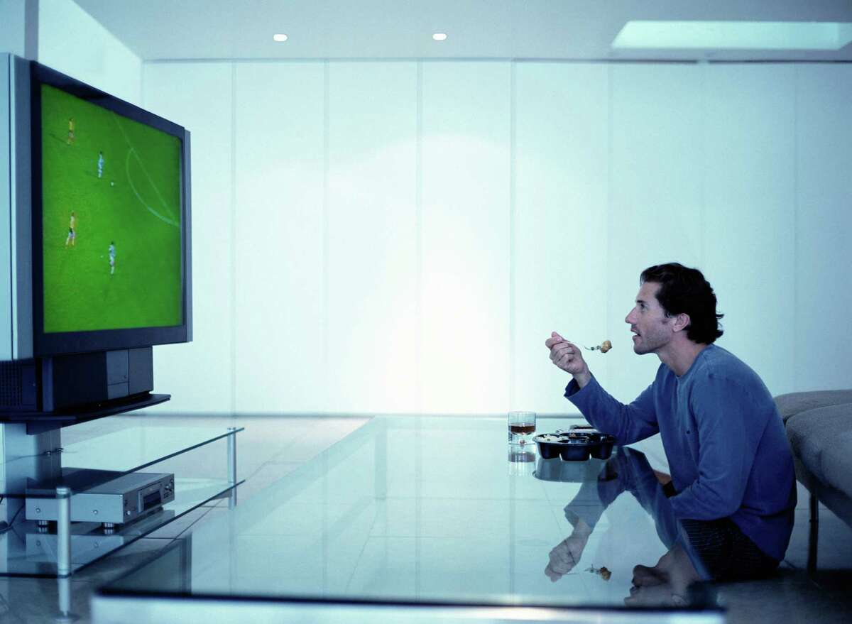 HD televisions of all sizes.